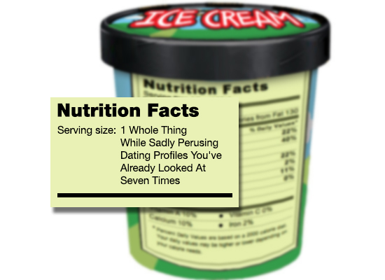 8 Much More Realistic Suggested Serving Sizes
