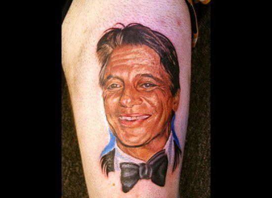 Remember to avoid getting tattoos of Alf, Tony Danza, or Patrick Swayze as a centaur in a Chippendales outfit.