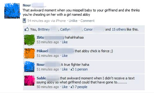 [UPDATED] The 35 most awkwardly public breakups in Facebook history.