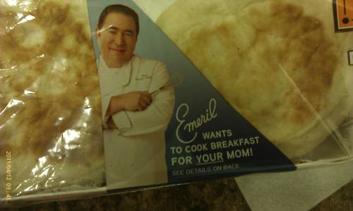 Famous TV chef makes incredibly suggestive offer.