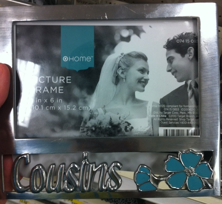 Store Bought Picture Frame Does Not Judge Someecards Weddings