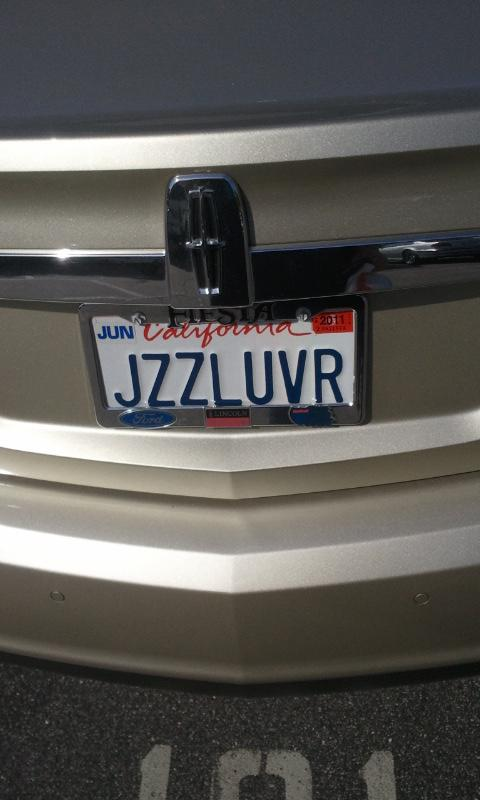 License Plate Ideas For Car Personalized