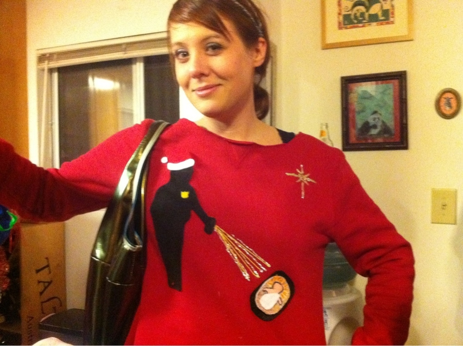 10 Christmas sweaters that could ruin Christmas.