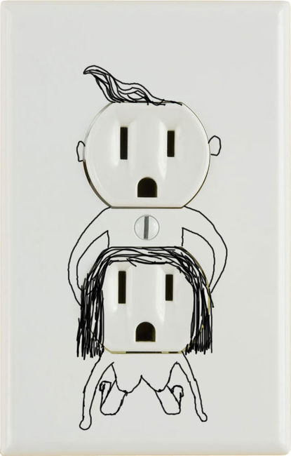 the most sexually perverted electrical outlet ever seen someecards rh someecards com electrical outlet cad drawing electrical outlet drawing autocad blocks