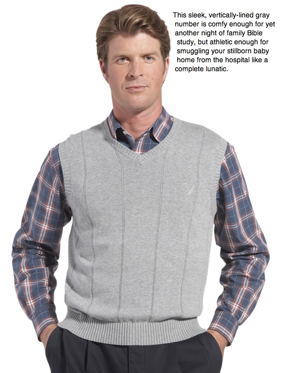 Introducing the Rick Santorum Fashion Catalog.