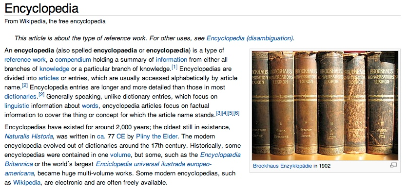 10 little-known alternatives to Wikipedia you can use during the Wikipedia blackout.