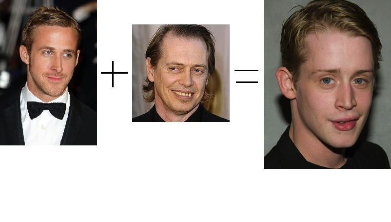 What it would look like if Ryan Gosling and Steve Buscemi had a love child.
