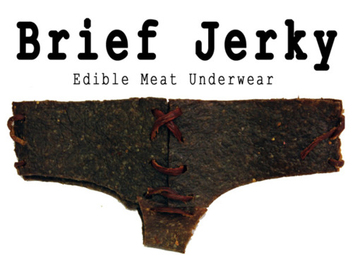 Valentine's Day gift combines underwear and food in most disgusting way possible.
