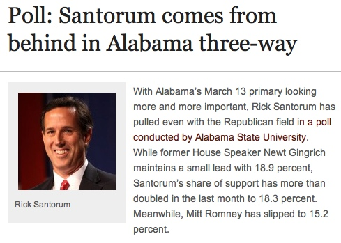 The winner for Best Sexual Innuendo-Laden Rick Santorum Headline of the Year.
