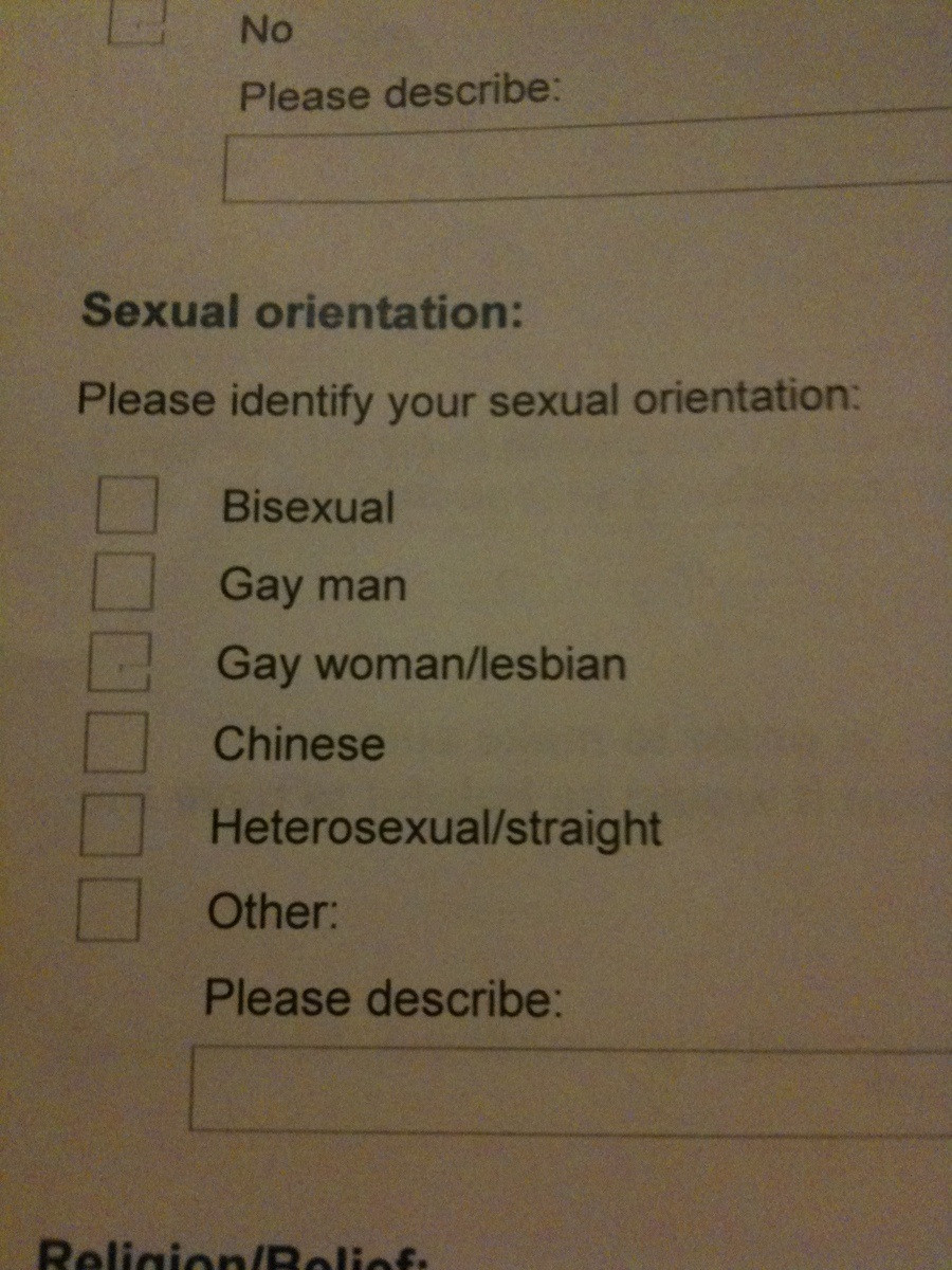 College sex survey is more confused about sexuality than you are.