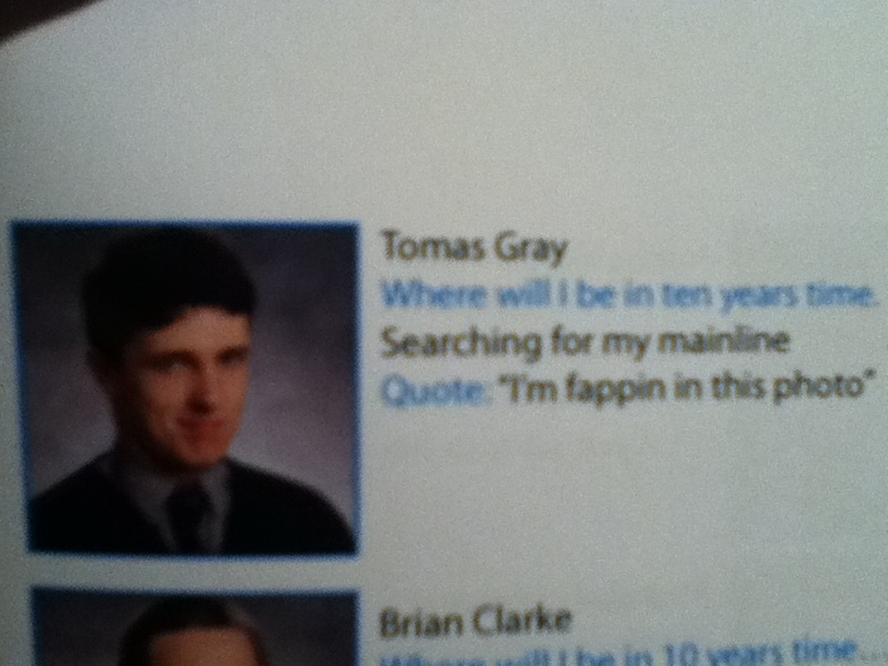 Offensive Quotes Fair The Most Creative Embarrassing And Deeply Offensive Yearbook