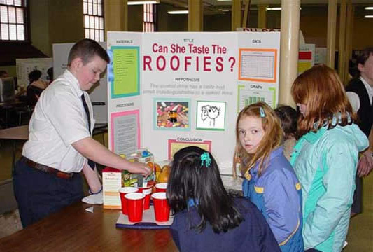 most adorably sociopathic elementary school science presentations