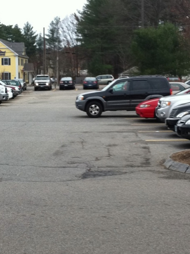 20 great ways to park if you happen to be the world's biggest dickhead.