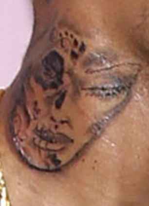 Chris Brown gets the only possible tattoo that could make you hate Chris Brown more.