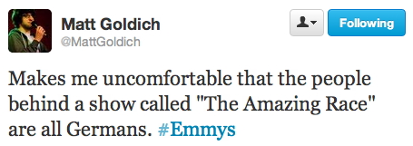 The 23 funniest Emmy tweets in the history of this year's Emmys.