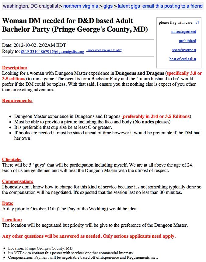 The Single Nerdiest Bachelor Party In Pre-Marital History