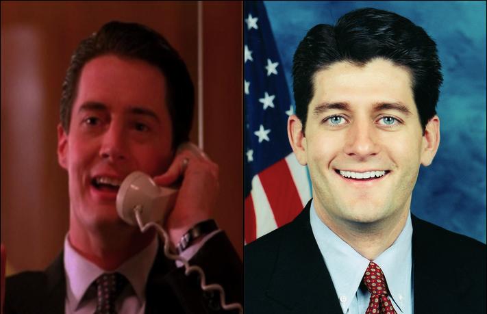 The 11 best examples of Paul Ryan look-alikes