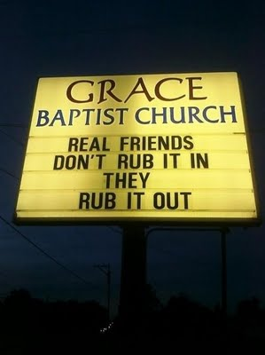 35 unintentionally sexual church signs.