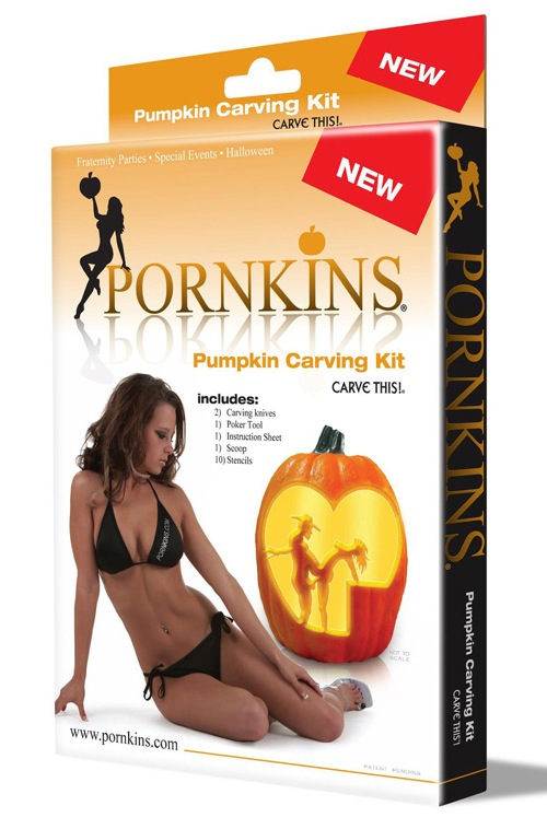 A Halloween instruction kit for unapologetic pervs.