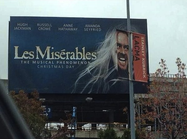 How to make Les Mis appealing to people who want to commit murder after seeing Les Mis.