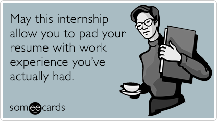 You're going to love working at Someecards without getting paid!