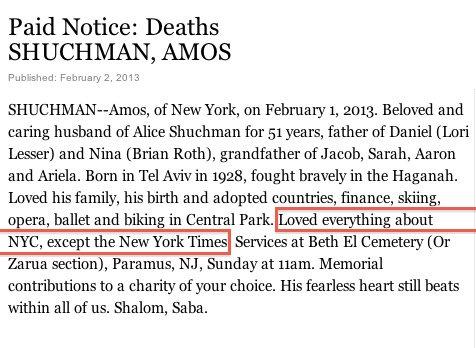 Obituaries | Someecards