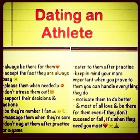 NBA player Instagrams tips for being his girlfriend and/or personal slave.