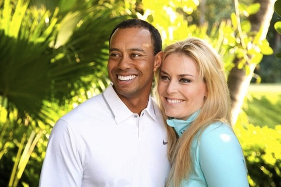 Tiger Woods and Lindsey Vonn officially announced their relationship yesterday. Here's what she had to say about him in 2010.