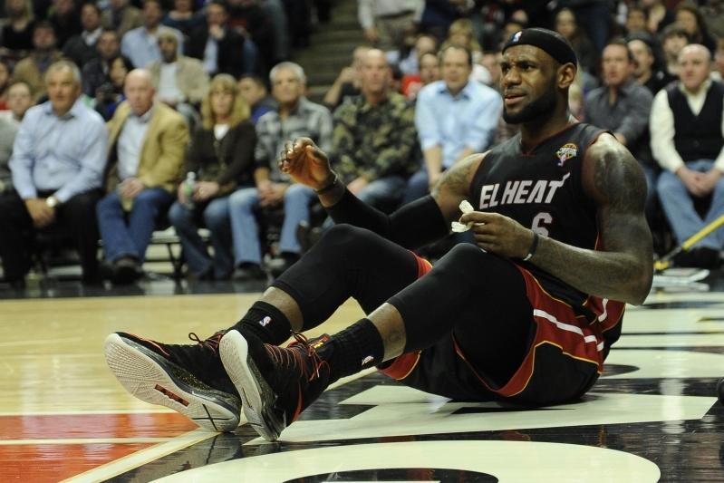 Miami Heat begin 0-game winning streak.