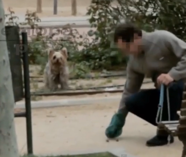 A Spanish town was sick of dog owners who don't pick up poo. So they started mailing it to them.