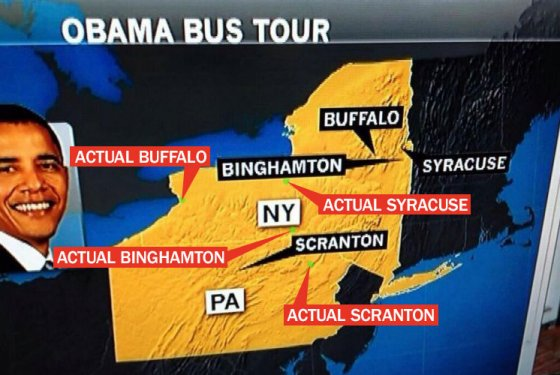 Msnbc Political Map.Msnbc Gets Literally Every City On Its Political Map Wrong