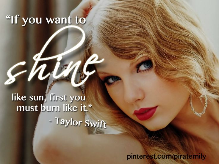 Pinterest board attributes Hitler quotations to Taylor Swift.