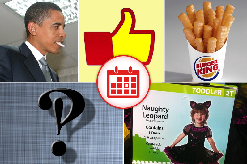 5 Things You Should At Least Pretend To Know Today - September 24, 2013