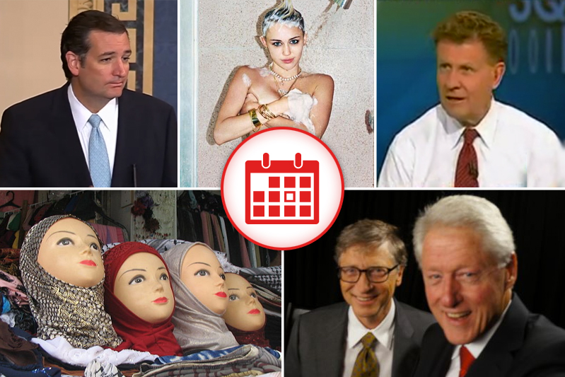 5 Things You Should At Least Pretend To Know Today - September 25, 2013