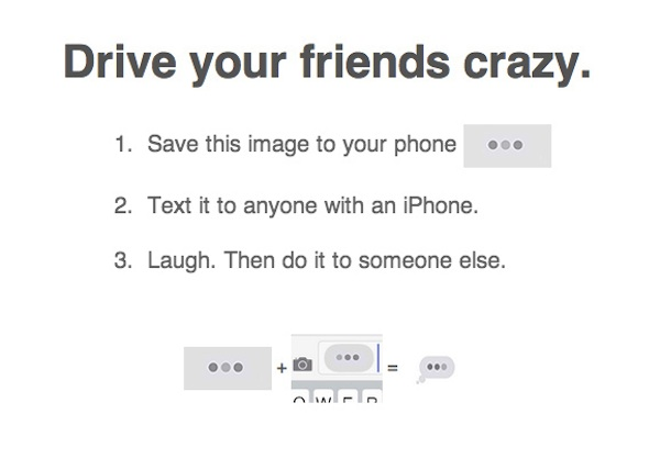 texting tricks to play on your friends