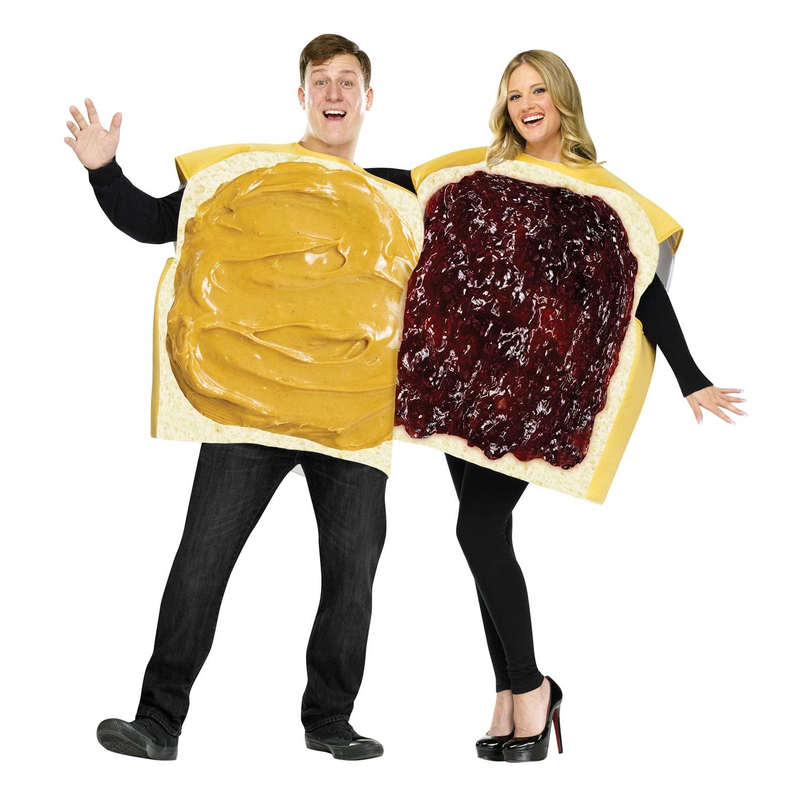 What your store-bought couple's Halloween costume says about your relationship.