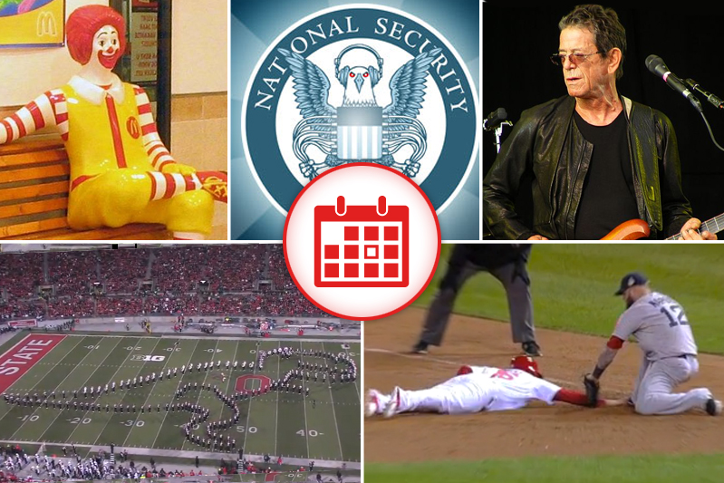 5 Things You Should At Least Pretend To Know Today - October 28, 2013