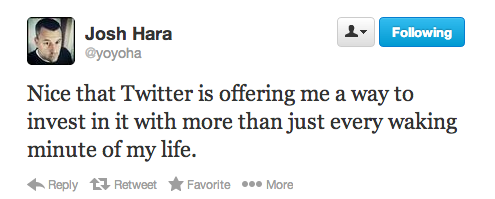 15 of the funniest tweets we could find about the Twitter IPO.