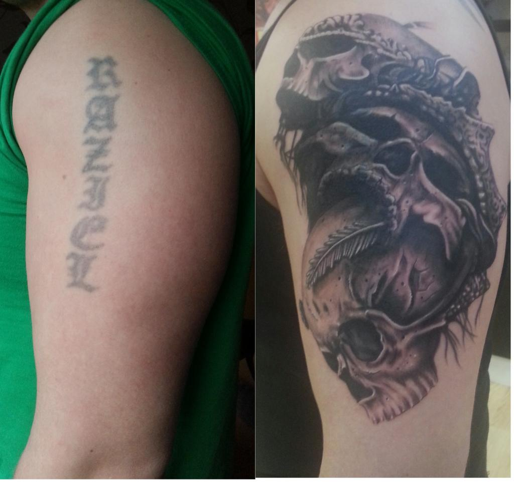 Heartbroken People Who Had To Cover Up A Tattoo Of An Ex