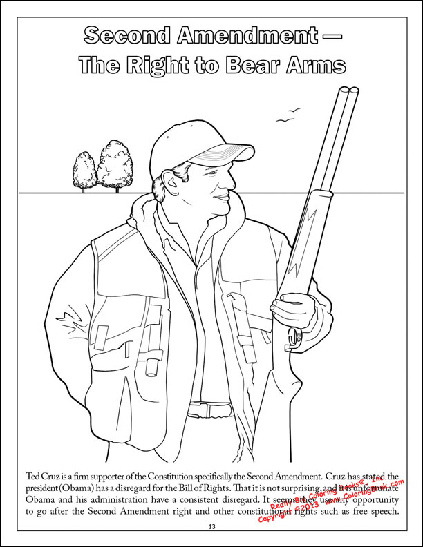 bill of rights coloring pages Coloring Pages Ideas