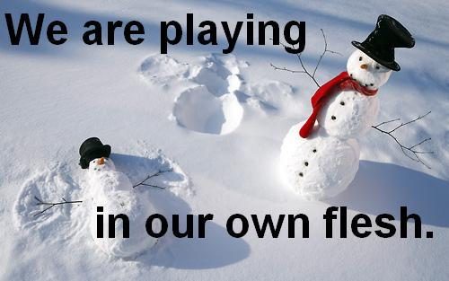 What do snowmen think about all day? The truth is out, and it's creepy.