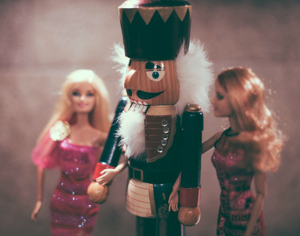 Last Christmas, a guy stole his friend's nutcracker. He spent the year taking photos of the nutcracker's adventures.