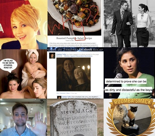 The best Happy Place posts of 2013. A roundup of the funniest and most popular stuff we wrote this year.