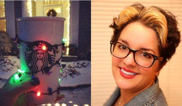 A woman spent the whole year eating nothing but food from Starbucks. No idea why.