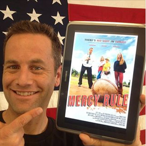 """Kirk Cameron called the Grammys' mass wedding an """"all out assault on traditional marriage"""" while plugging his latest assault on decent filmmaking."""