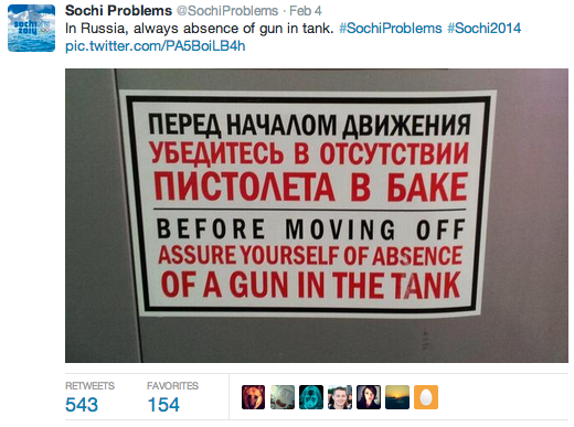 32 Images That Sum Up Why The Sochi Olympics Are Already A
