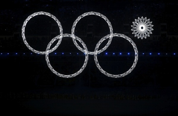 LEAKED: The Opening Ceremony in Sochi has begun and so have the screw-ups.