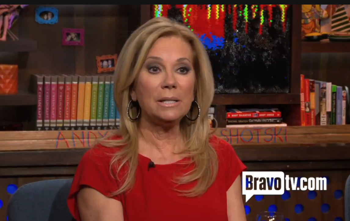 Kathie Lee Gifford talks about Howard Stern asking her to forgive him, which will probably piss him off.
