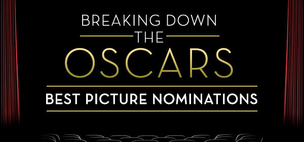 Breaking down the Oscars: Best Picture nominees.