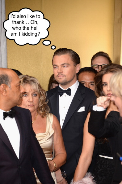 10 random thoughts from the Oscars.